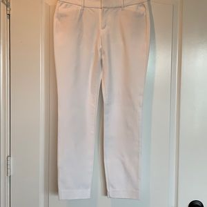 Old navy pixie white pants